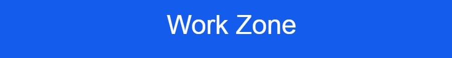 Title - Work zone