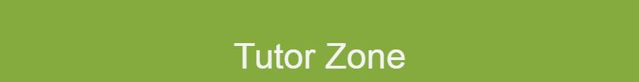 Tutor Zone